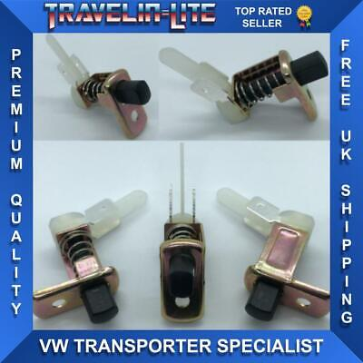 For VW T4 Transporter / Caravelle Interior Door Pin Switch X3 Contact Brand New