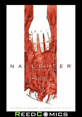 NAILBITER VOLUME 1 THERE WILL BE BLOOD GRAPHIC NOVEL New Paperback Collects #1-5