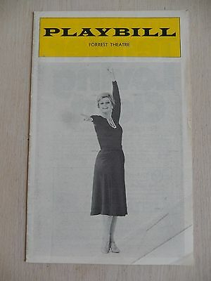 Sept. 1974 - Opening Night - Winter Garden Theatre Playbill - Gypsy - Lansbury