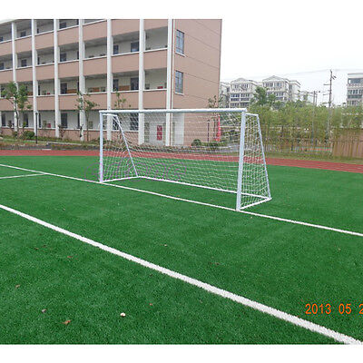 10FT x 6.5 Football Soccer Goal Post Nets 3x2M for Sports Training Practise New