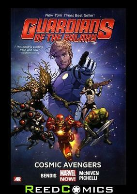GUARDIANS OF THE GALAXY VOLUME 1 COSMIC AVENGERS GRAPHIC NOVEL Marvel US Edition