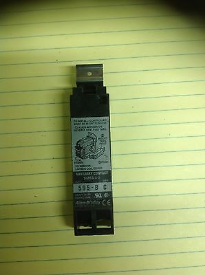 Allen Bradley 595-B Series C Auxiliary  Contact Size 0-5