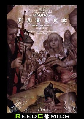 FABLES VOLUME 8 DELUXE HARDCOVER New Hardback Collects Issues #60-63 and 65-69