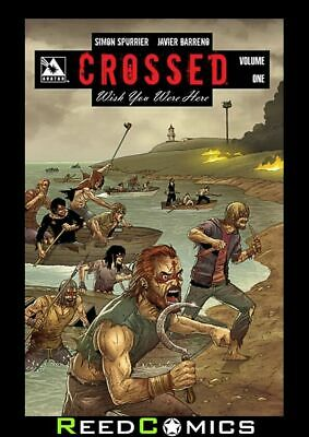 CROSSED WISH YOU WERE HERE VOLUME 1 GRAPHIC NOVEL New Paperback
