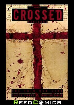 CROSSED VOLUME 10 GRAPHIC NOVEL New Paperback Collects Badlands Collects #50-56