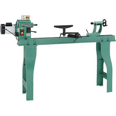 G0462 Grizzly Wood Lathe With Digital Readout