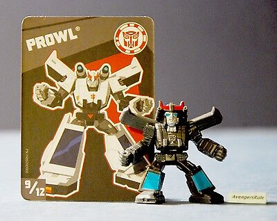 Transformers Tiny Titans Series 1 Robots in Disguise 9/12 Prowl