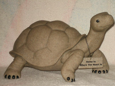 Fountasia ~ Turtle Tortoise ~ Home is Where the Heart is ~ Starlite Collection