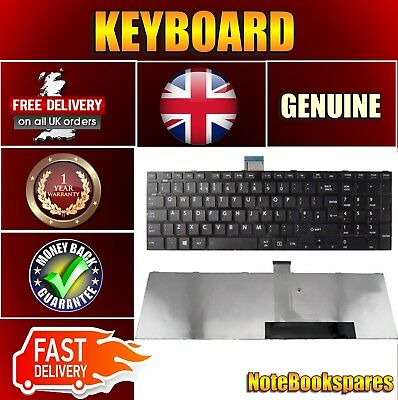 New L850-1L4 Toshiba Satellite Pro Replacement Laptop Keyboard With Frame