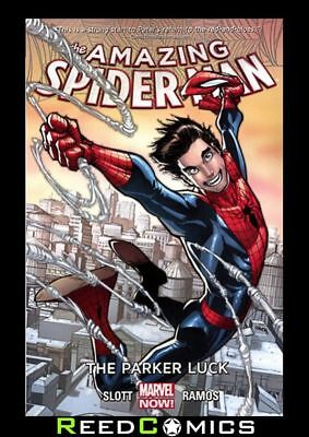 AMAZING SPIDER-MAN VOLUME 1 THE PARKER LUCK GRAPHIC NOVEL New Paperback #1-6