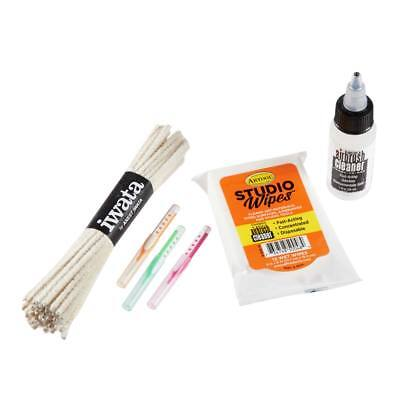 NEW Iwata-Medea Iwata Airbrush Cleaning Kit Refill Pack CL 150