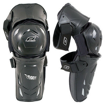 Oneal Tyrant Adult Mx Knee Guards Motocross Kneeguards