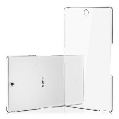 kwmobile CRYSTAL HARD CASE FÜR SONY XPERIA TABLET Z3 COMPACT TRANSPARENT COVER