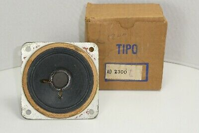 TWEETER PHILIPS AD 2300 z ANNI 70 VINTAGE NEW OLD STOCK RARISSIMO IN SCATOLA