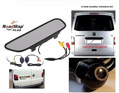 volkswagen transporter t5 camper caravelle t4 Wireless Rear reversing camera