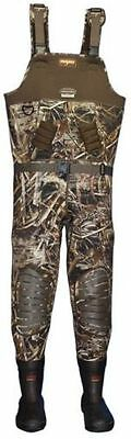 Rogers 5Mm Toughman Elite Waders Mens Max 5 Hunting Neoprene Chest Wader  Size 9