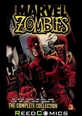 MARVEL ZOMBIES COMPLETE COLLECTION VOLUME 3 GRAPHIC NOVEL New Paperback #1-5