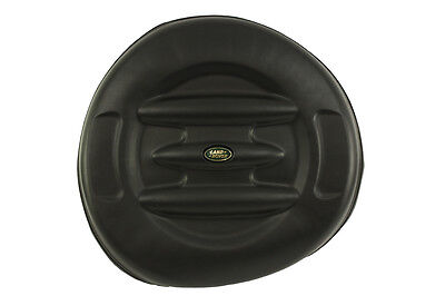 "Land Rover Freelander 1 Black Semi-Rigid Spare Wheel Cover - Suits 16"" Wheel"