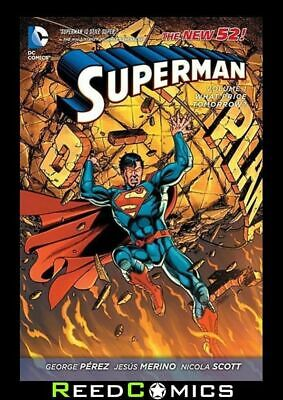 SUPERMAN VOLUME 1 WHAT PRICE TOMORROW HARDCOVER New Hardback Collects #1-6