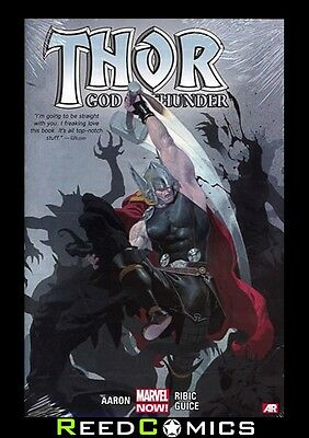 THOR GOD OF THUNDER VOLUME 1 DELUXE HARDCOVER New Harback Collects Issues #1-11