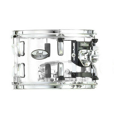 Pearl Crystal Beat Acrylic Tom Tom 10x7 Ultra Clear - CRB1007T/C730