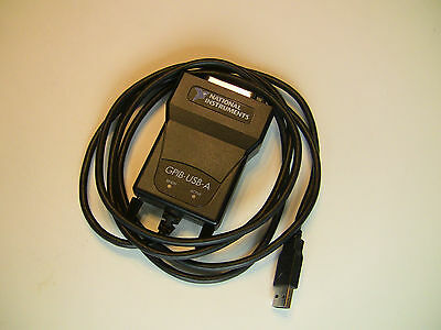 National Instruments NI GPIB-USB-A Interface Adapter