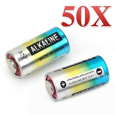 4LR44 6V BATTERY CITRONELLA BARK DOG COLLAR EnergizerL1325 PX28A A544 V34PX 476A