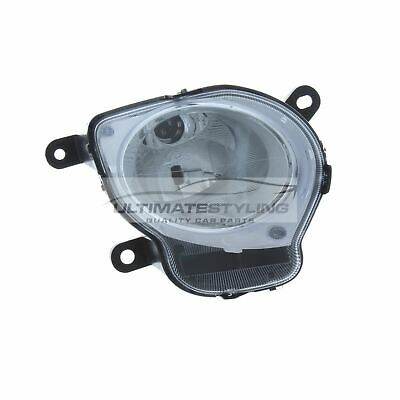 Fiat 500 2008-> Clear Front High Beam & Side Light O/S Drivers Right