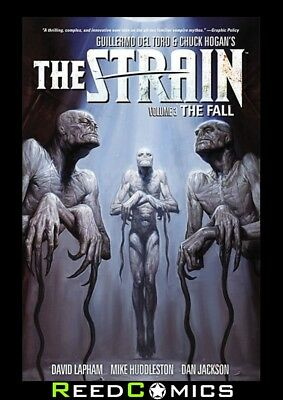 THE STRAIN VOLUME 3 THE FALL GRAPHIC NOVEL New Paperback Collects The Fall #1-4