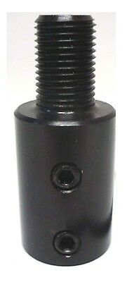 """Motor Adapter Arbor With 1/2-20 Threads Fits 1/2"""" Motor Shaft / Spindle New"""