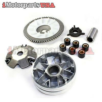 Kymco Agility People Like 4T 50Cc 4 Stroke Scooter Primary Clutch Variator Kit