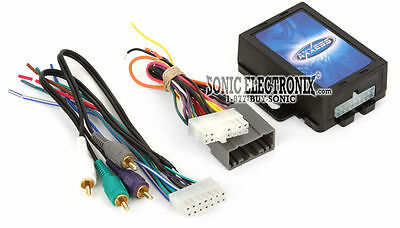 Axxess CHTO-02 Amplifier Interface Harness for Select 2004-2007 Chrysler/Dodge