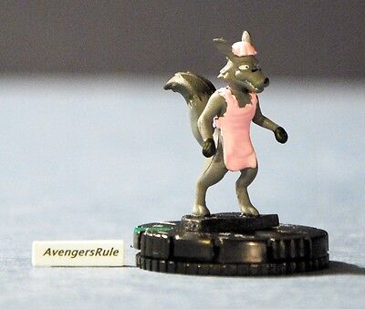 Yu-Gi-Oh! Heroclix Series 2 010 Forest Wolf