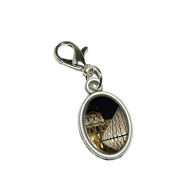 NEW Musician Designer metal grand piano music charm with lobster claw lock