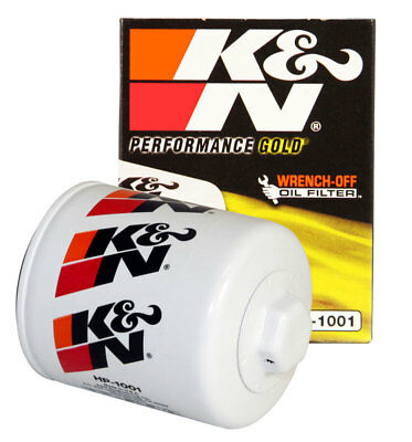 HP-1001 K&N OIL FILTER AUTOMOTIVE (KN Automotive Oil Filters)
