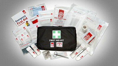 Genuine Toyota Corolla Family First Aid Kit St Johns Emergency Pack Pzq5100030