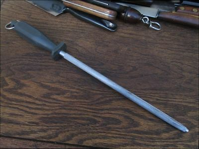 XL Henckels Chef's or Butcher's Knife Sharpening Steel made in Germany