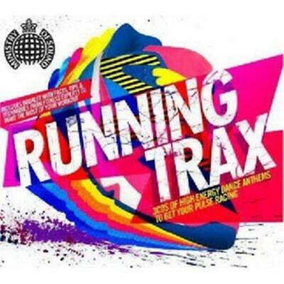 Various Artists : Running Trax CD 3 discs (2009) Expertly Refurbished Product