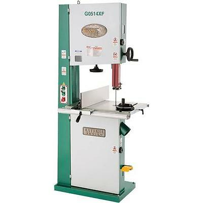 """G0514XF Grizzly 19"""" 3 HP Extreme-Series® Bandsaw w/ Foot Brake"""