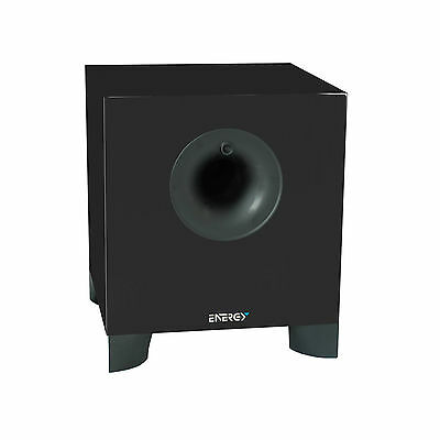 New! Energy Take Classic II Powered 200 Watts Subwoofer. LTD QTY. Blow Out!!