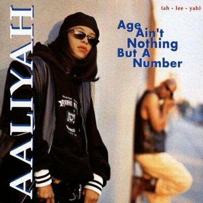 Aaliyah : Age Aint Nothing But a Number CD