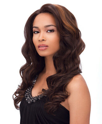 Giselle - Sensationnel Empress Natural Lace Front Wig Synthetic Hair