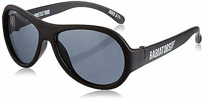 Babiators Unisex-Baby Infant Angels Classic Sunglasses (Size: Small) (Black)