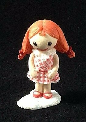 Rudolph and The Island Of Misfit Toys RAG DOLL Mini Figurine NEW IN BOX