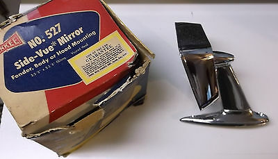 NOS Yankee 527 Vintage Mirror 1950s 1960s Olds Buick Chrysler Ford Pontiac Chevy