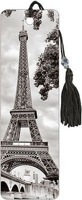 Eiffel Tower - Bookmark - Brand New - Book Gift Reading Paris France 6308