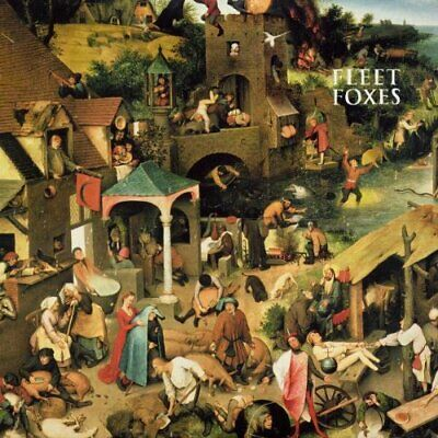 Fleet Foxes CD