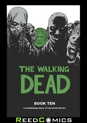 THE WALKING DEAD VOLUME 10 HARDCOVER New Hardback Collects Issues #109-120