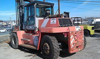 Kalmar 30,000lb Capacity, Year: 2001, Diesel - Baltimore, Maryland
