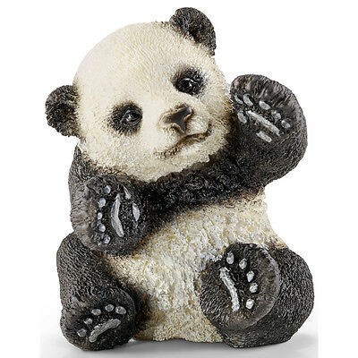 Schleich Panda Cub, Playing Animal Figure 14734 NEW